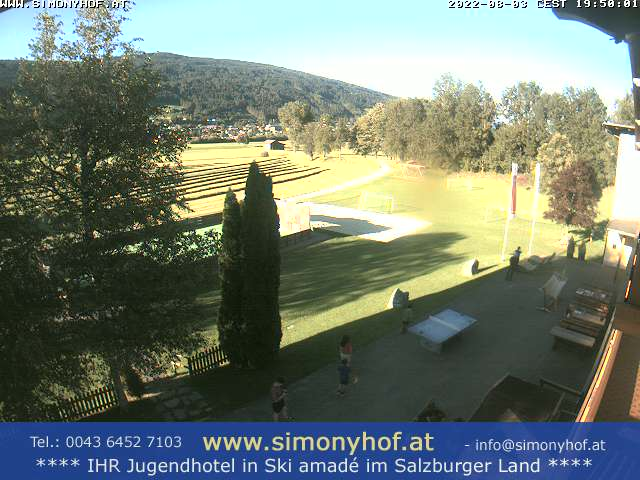 Simonyhof Webcam